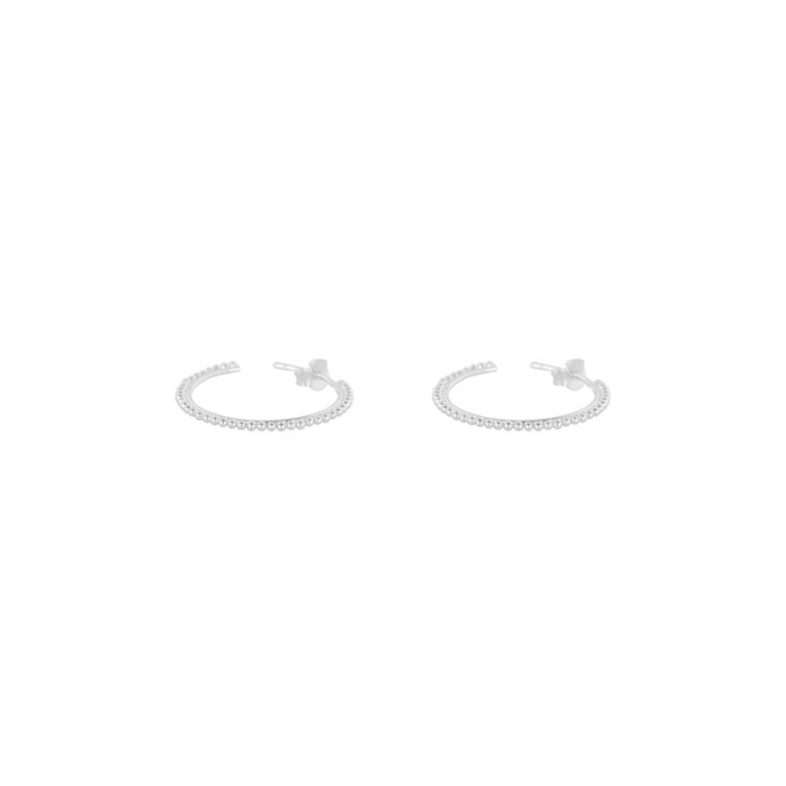 Betty Bogaers Betty Bogaers dotted ring earrings small silver