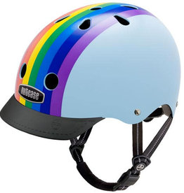 Nutcase Nutcase street gen3 helmet rainbow sky  medium