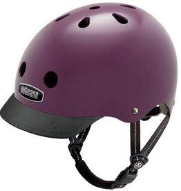 Nutcase Nutcase street gen3 helmet aubergine small (52-56 cm)