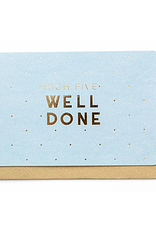 Enfant Terrible Enfant Terrible card  + enveloppe 'high five - well done'