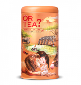 Or Tea? Or Tea? Tin canister African Affairs