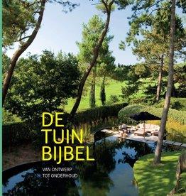 Lannoo Uitgeverij De Tuinbijbel - van ontwerp tot onderhoud
