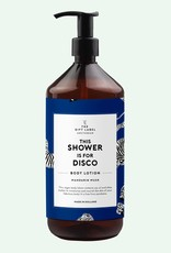 The Gift Label Body lotion 1 liter - Shower is for disco