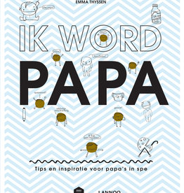 Lannoo Uitgeverij Ik word papa