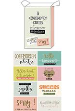 Mail-Box Complimenten kaartjes volwassenen