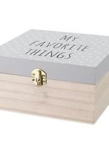 Bloomingville Bloomingville storage box 20 x 10 x 20 cm