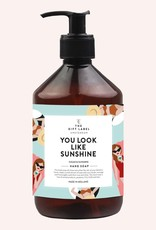The Gift Label Hand soap 500 ml - you look like sunshine