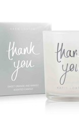 Katie Loxton Katie Loxton candle - thank you