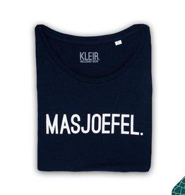 Kleir Kleir navy t-shirt  kids  - MASJOEFEL