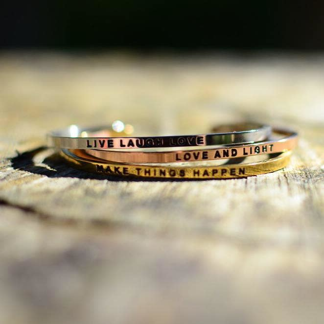 Your Prana Prana bracelet gold