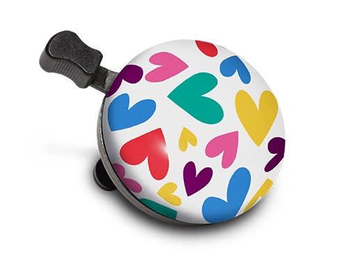 Nutcase Nutcase bell happy hearts