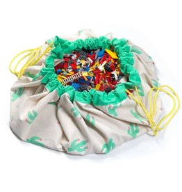 Play & Go Play & Go storage bag cactus