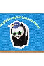 Enfant Terrible Enfant Terrible card + enveloppe kamp 'panda'