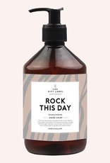 The Gift Label Hand soap 500 ml - Rock this day