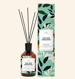 The Gift Label Reed diffuser - You are awesome