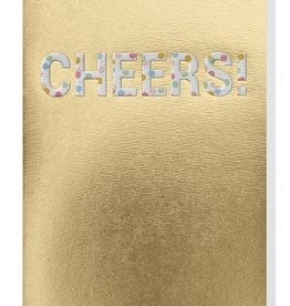 Papette Papette greeting card + enveloppe 'Cheers!'