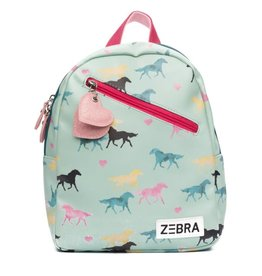 Zebra Zebra backpack Girls Wild Horses 30x25x11 cm