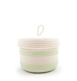 Koba handmade in Belgium Koba basket with lid 18cm x 12cm