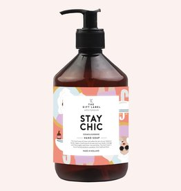 The Gift Label Hand soap 500 ml - Stay chic