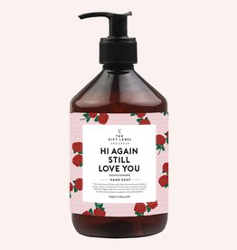 The Gift Label Hand soap 500 ml - Hi again, still love you