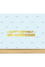 Enfant Terrible Enfant Terrible card  + enveloppe 'happy birthday Mr Handsome'