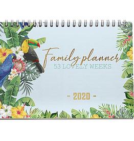 Enfant Terrible Familyplanner 2020 - 53 lovely weeks