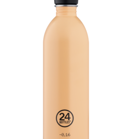 24Bottles 24Bottles urban bottle 1L peach orange