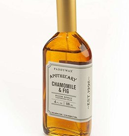 Paddywax Apothecary room spray 118 ml. Chamomille & Fig