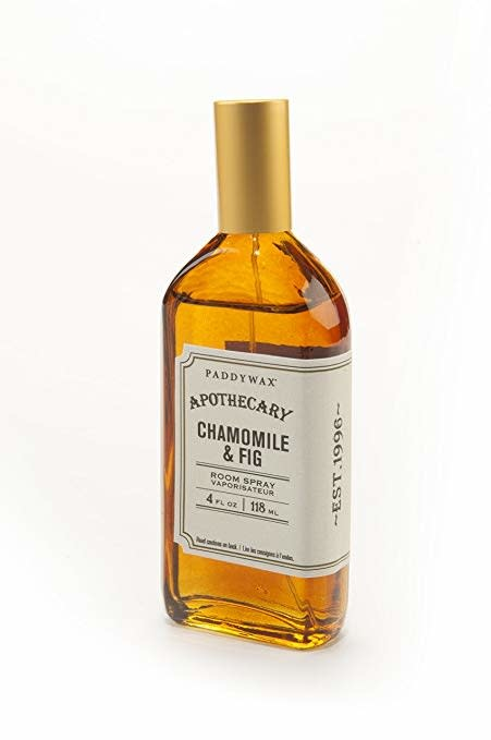 Apothecary room spray 118 ml. Chamomille & Fig