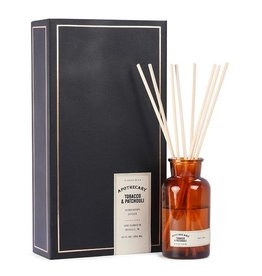 Paddywax Apothecary diffusor box + filling 354 ml. Tobacco & Patchouli