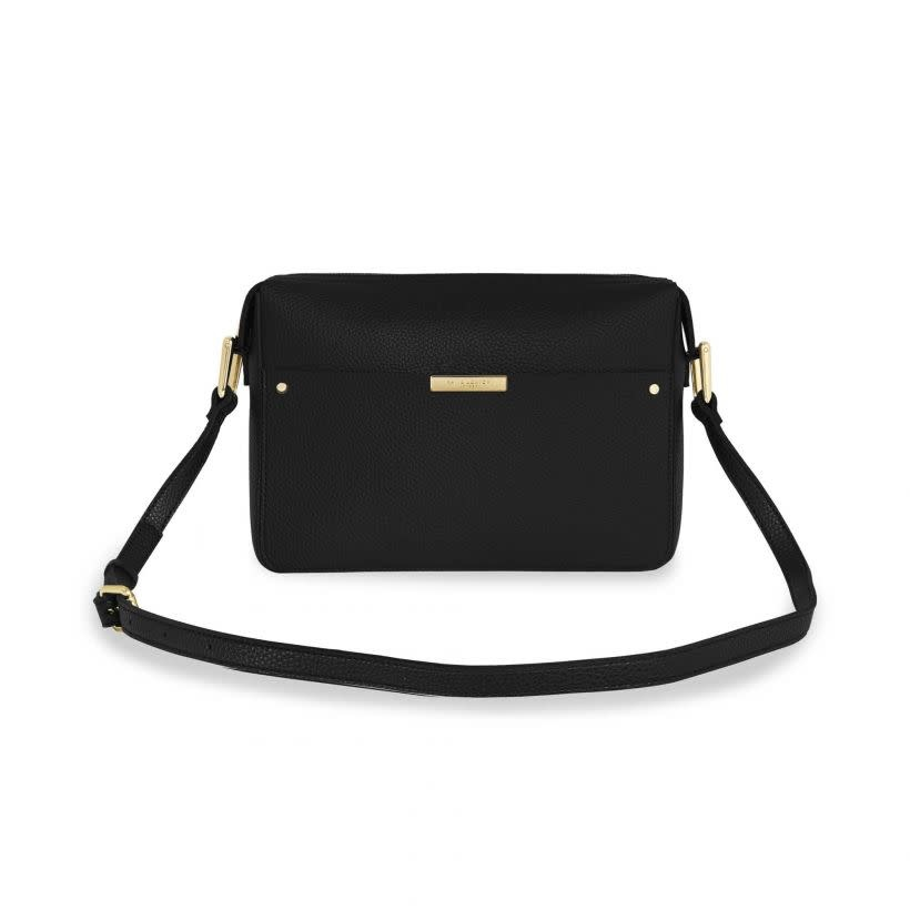Katie Loxton Katie Loxton Klara crossbody bag - black 19x28x7.5 cm