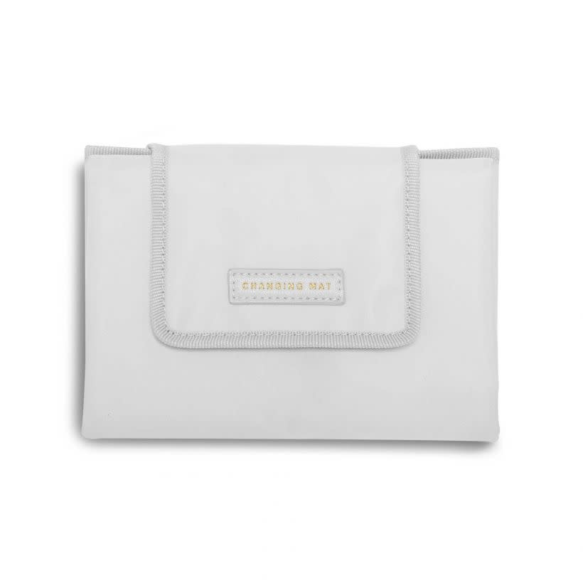 Katie Loxton Katie Loxton baby changing bag (with changing mat) - warm grey  32x45x17 cm