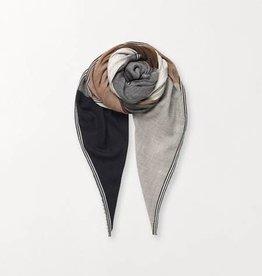 Becksondergaard Beck Sondergaard Zula scarf - black