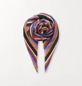 Beck Söndergaard Beck Sondergaard Finya scarf - orange