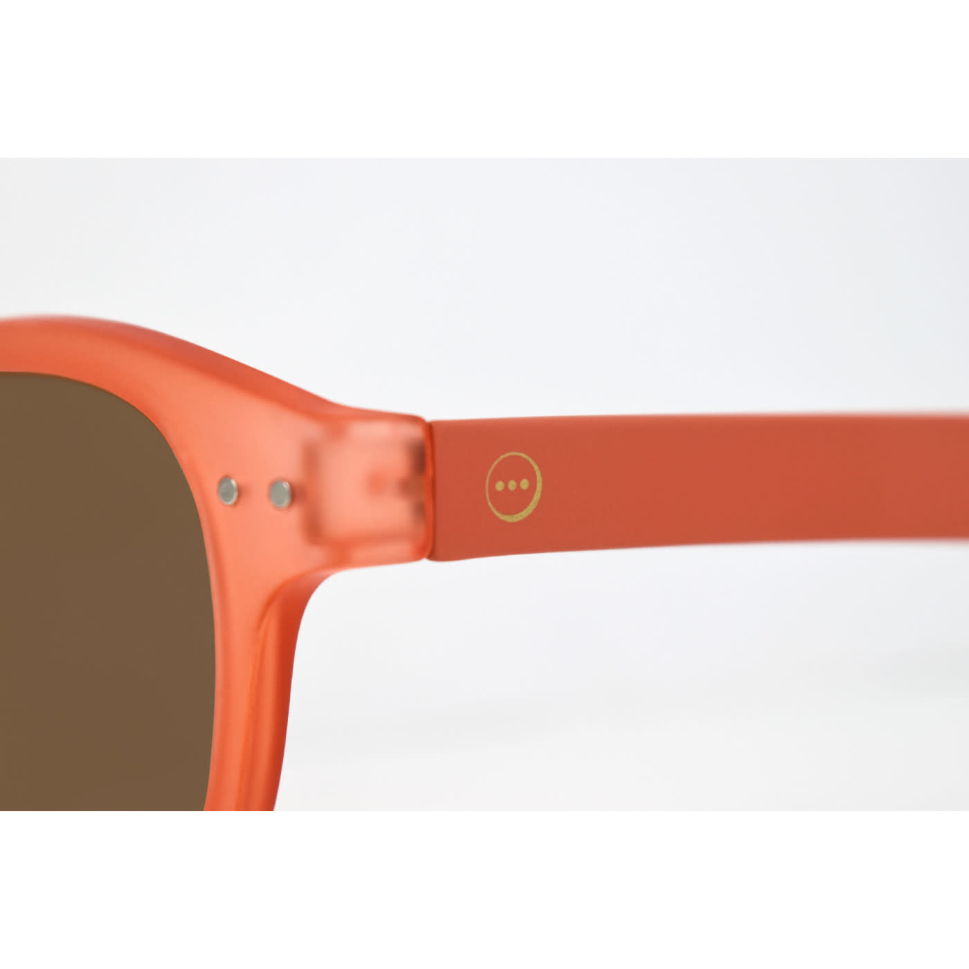 Izipizi Izipizi junior sun warm orange  #D 5-10 years