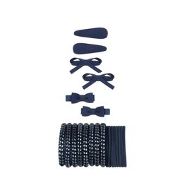 Mimi & Lula Assorted school hair accessories pack