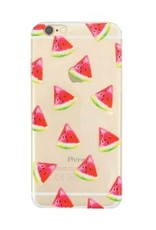 With love Iphone 6 plus cover - watermelon tranparant