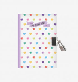 Legami My secret diary - love