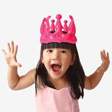 Legami Party princess - inflatable crown