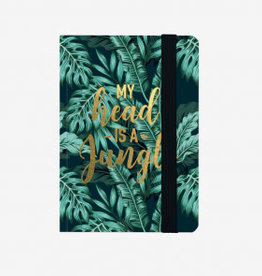 Legami Photo notebook small - jungle