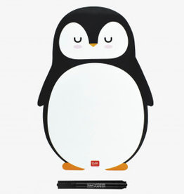 Legami Something to remember magnet board - penguin