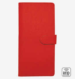 Legami Travel organiser - red