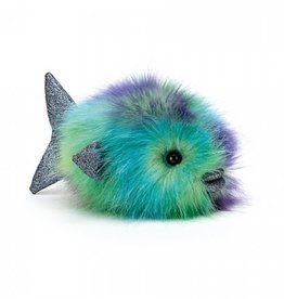 Jellycat Disco fish Jewel 21 cm