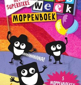 Lannoo Uitgeverij Het superdikke kidsweek moppenboek