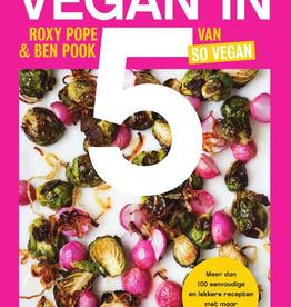 Lannoo Uitgeverij Vegan in 5