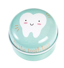 Rex London Blue tooth fairy bin