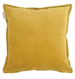 Goround Interior Cushion velvet Tobacco 45 x 45 cm