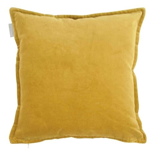 Goround Interior Cushion velvet Tobacco 45 x 45 cm