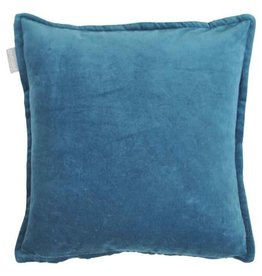 Goround Interior Cushion velvet Teal 45 x 45 cm