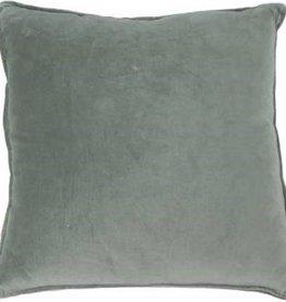 Goround Interior Cushion velvet Silver 45 x 45 cm